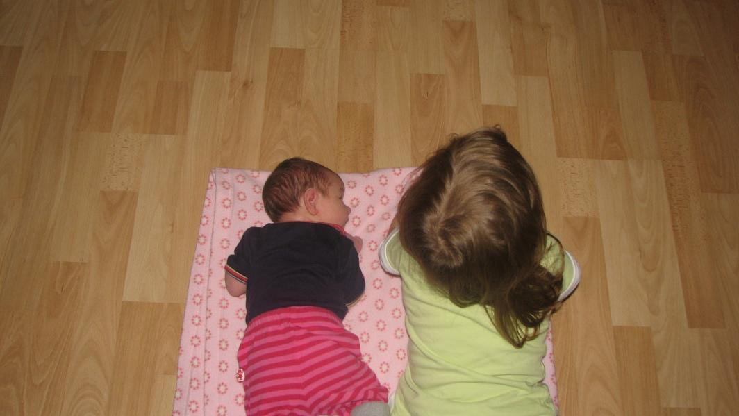 Meine 2 Mädchen