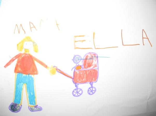 Mama und Ella